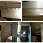 armario vestidor en dormitorio principal