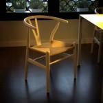 sillería en estudio show-room contemporánea interiorismo
