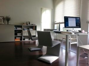 espacio contemporánea zona trabajo